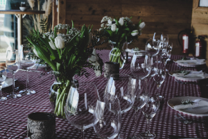 entertaining - how to set a table - theadultbible