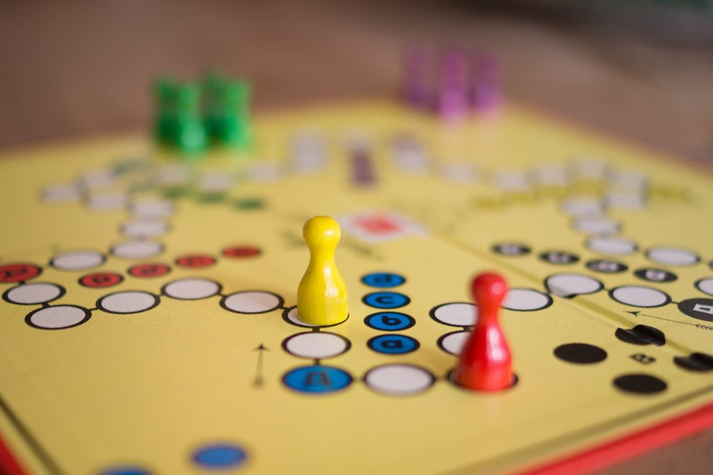 The Adult Bible - Dinner table games