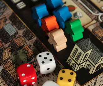 board games - the adult bible